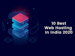 10 Best Web Hosting In India 2020