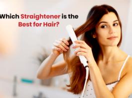 5 Best Hair Straightener India