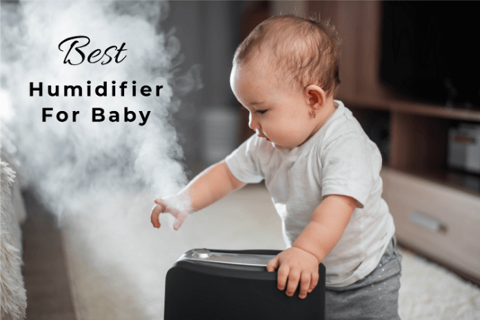 Best humidifier for baby in India