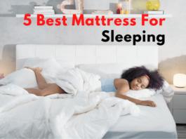 Best mattress for sleeping