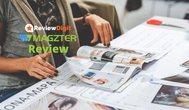 Magzter Review